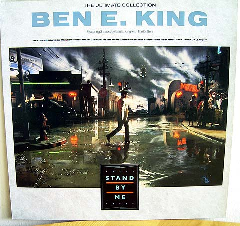 King,Ben E. Ultimate Collection LP